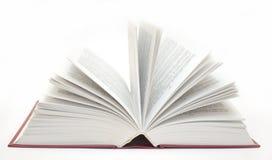 książka otwartego Obraz Stock