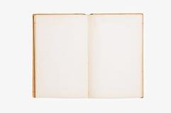 książka otwarty roczny Fotografia Royalty Free