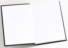 książka otwierająca Obraz Stock