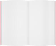książka pusta Zdjęcie Stock