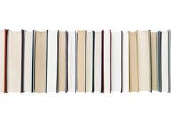 książka rząd fotografia stock