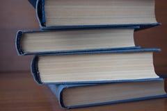 książka serii sterta występować samodzielnie Zdjęcie Stock