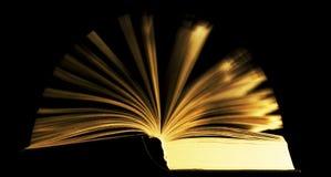 książka się strony Obraz Royalty Free