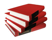 książka stos Obraz Stock