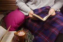 książka tła ps czytelniczej stworzył kobietę zdjęcia stock
