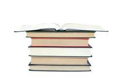 Książki. Obraz Stock