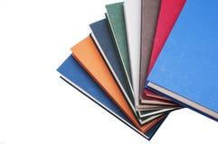 Książki brogować w spirali Obrazy Stock