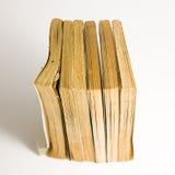 książki brudzą starego Obraz Stock