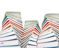 książki odizolowywali zdjęcia royalty free