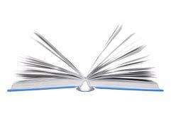 książki otwierają fotografia stock