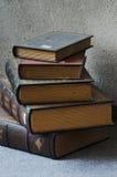 książki podłoga Fotografia Royalty Free
