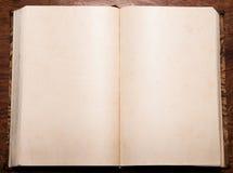 książki stary pusty Zdjęcia Royalty Free