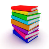 książki sterta ilustracja wektor
