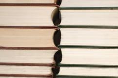 książki ułożyć Obrazy Stock