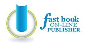 książkowa cyfrowa elektroniczna biblioteka Obrazy Royalty Free