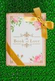 książkowa miłość Zdjęcie Royalty Free