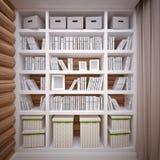 Książkowa skrzynka Zdjęcie Stock