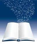 książkowe gwiazdy Zdjęcia Royalty Free