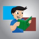 książkowego ścinku wysokie ilustracyjne ścieżki target2072_1_ postanowienie Zdjęcie Stock