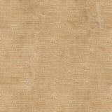 książkowego płótna pokrywy tkaniny stara bezszwowa tekstura Fotografia Stock