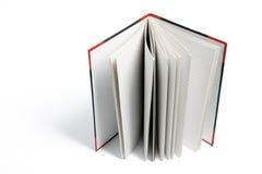 książkowej pokrywy hard notatka Obrazy Royalty Free