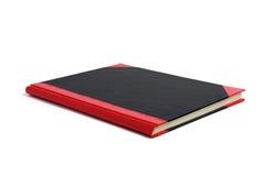 książkowej pokrywy hard notatka Obraz Royalty Free