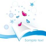 książkowy biznes Obrazy Royalty Free