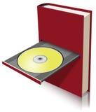 książkowy elektroniczny Obrazy Royalty Free