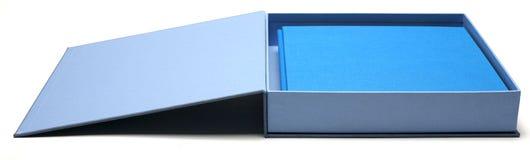książkowy pudełko Zdjęcia Stock