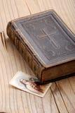 książkowy religijny Obraz Stock