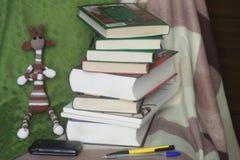 Książkowy skład Fotografia Stock