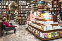 Książkowy sklep Zdjęcia Royalty Free