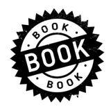 Książkowy stemplowy gumowy grunge Zdjęcia Royalty Free