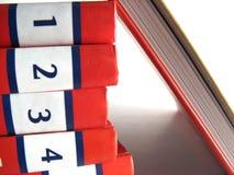 książkowy stos Fotografia Royalty Free