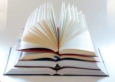 książkowy stos Obraz Royalty Free