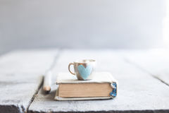 Książkowy tła, edukaci lub nauki pojęcie, zdjęcie stock