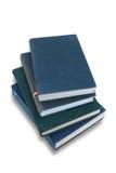 książkowy tło biel Zdjęcie Stock