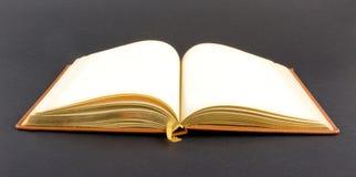 książkowy złoty fotografia royalty free