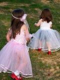 księżniczka dziewczyny Zdjęcia Stock