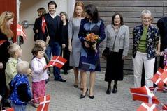 księżniczko Mary korony Fotografia Stock