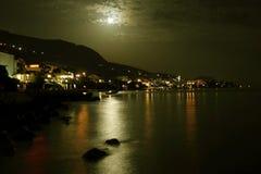 Księżyc. fotografia stock