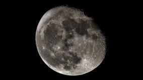 księżyc gaśnięcie Fotografia Royalty Free