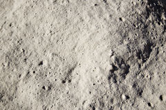 księżyc gruntów Zdjęcie Stock