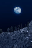 księżyc hill Obrazy Stock