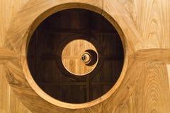 Księżyc klatka piersiowa 2008 Ai Weiwei: Według Czego? eksponat Fotografia Stock
