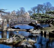 Księżyc most zdjęcia royalty free