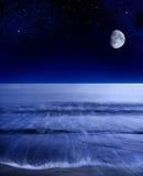 księżyc Pacific obrazy stock