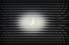 Księżyc tło 2 royalty ilustracja