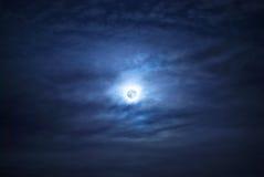księżyc w pełni Zdjęcie Stock