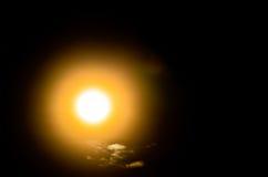 Księżyc W Pełni Fotografia Stock